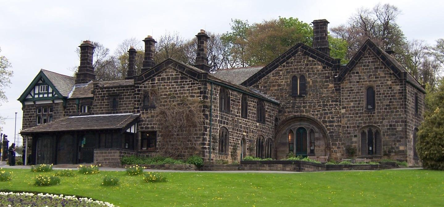 Pictures Of House Mesmerizing Of Kirkstall Abbey House Museum Picture