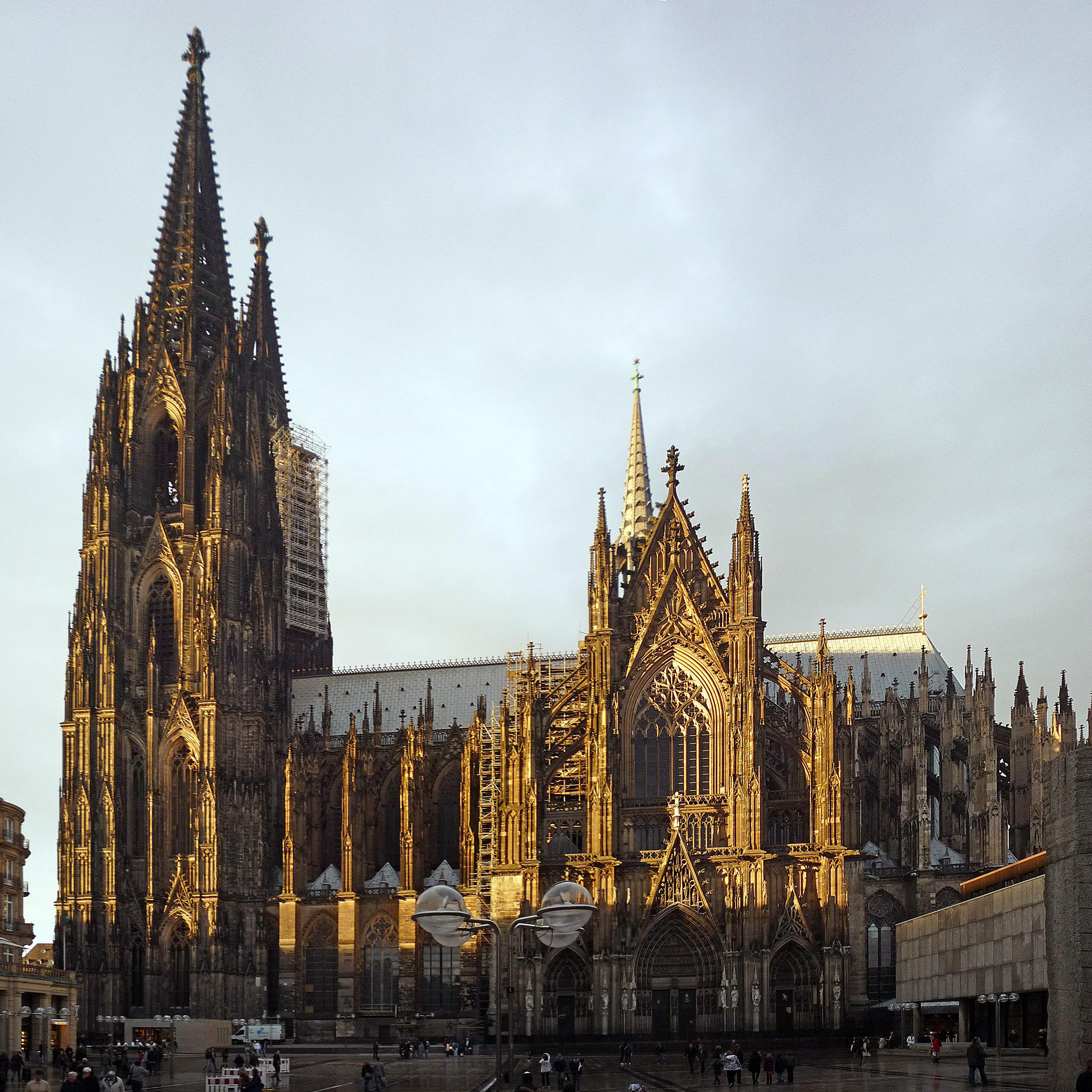 Wikipedia Kölner Dom