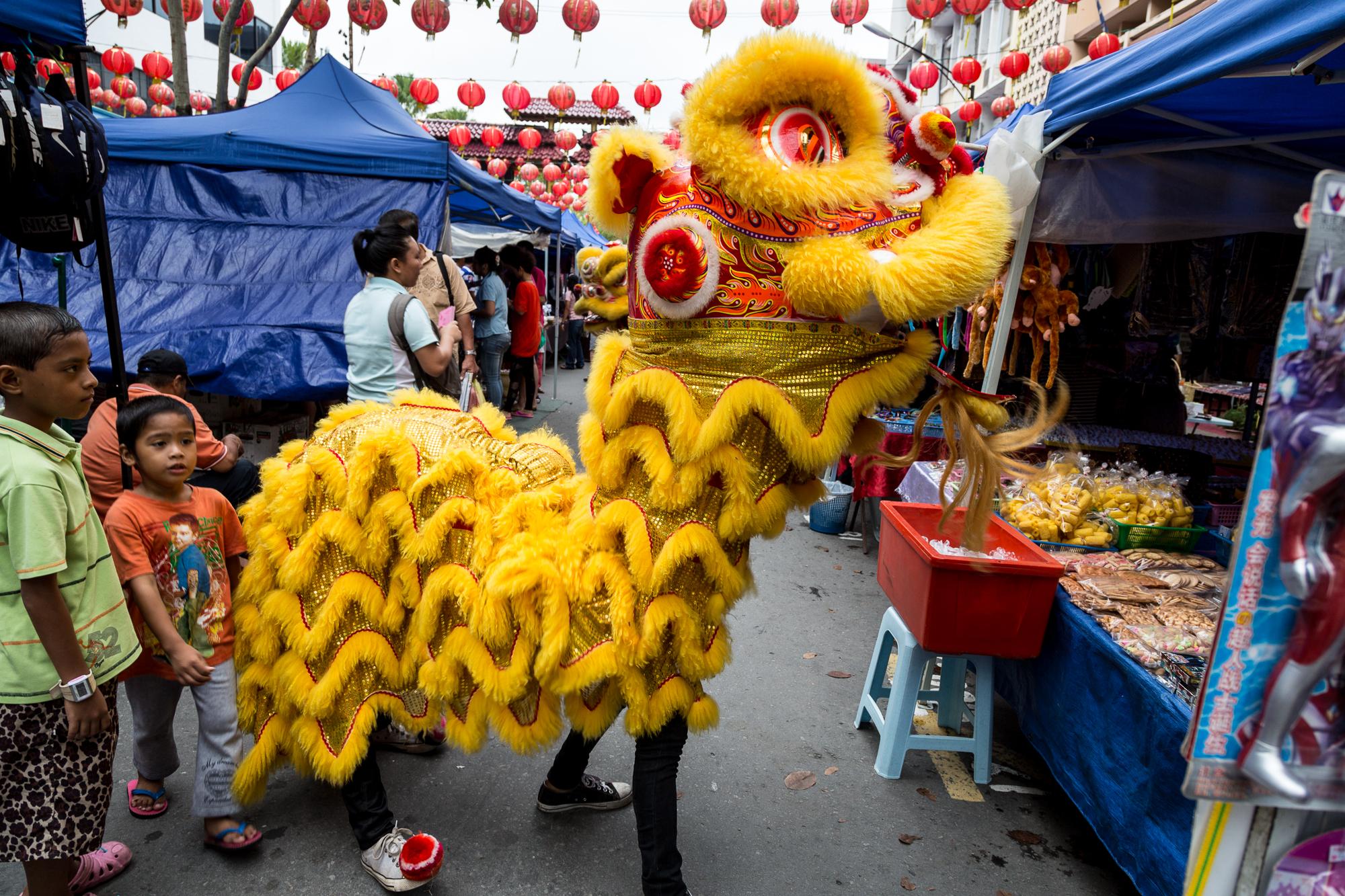 Gaya Street Sunday Market