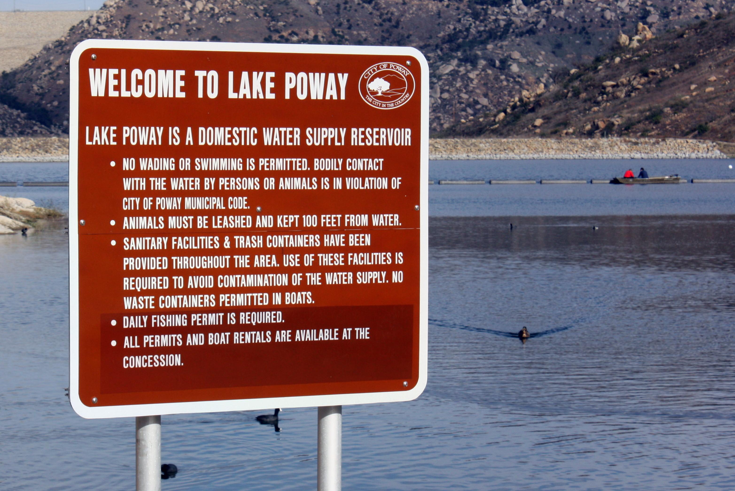 Lake Poway Park