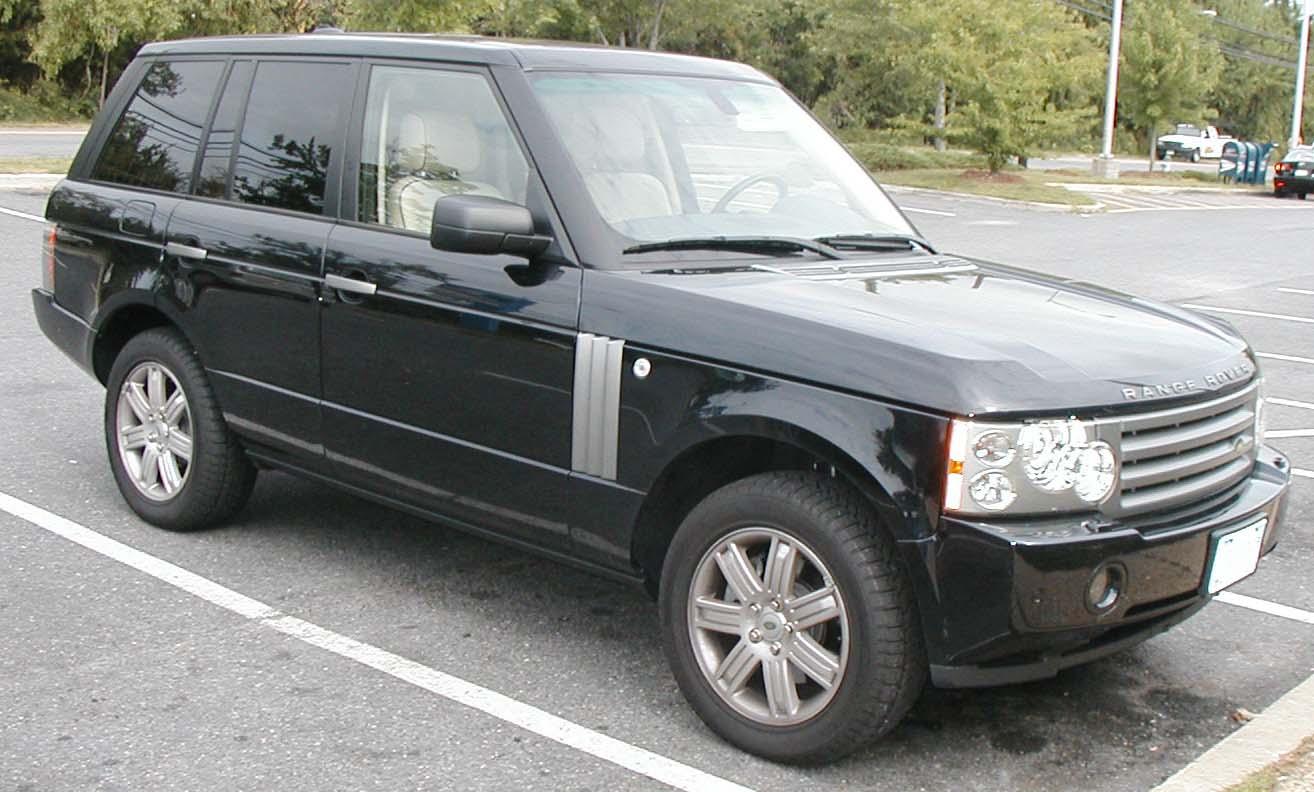Range Rover Sport Wikipedia >> File:Land-Rover-Range-Rover.jpg - Wikimedia Commons
