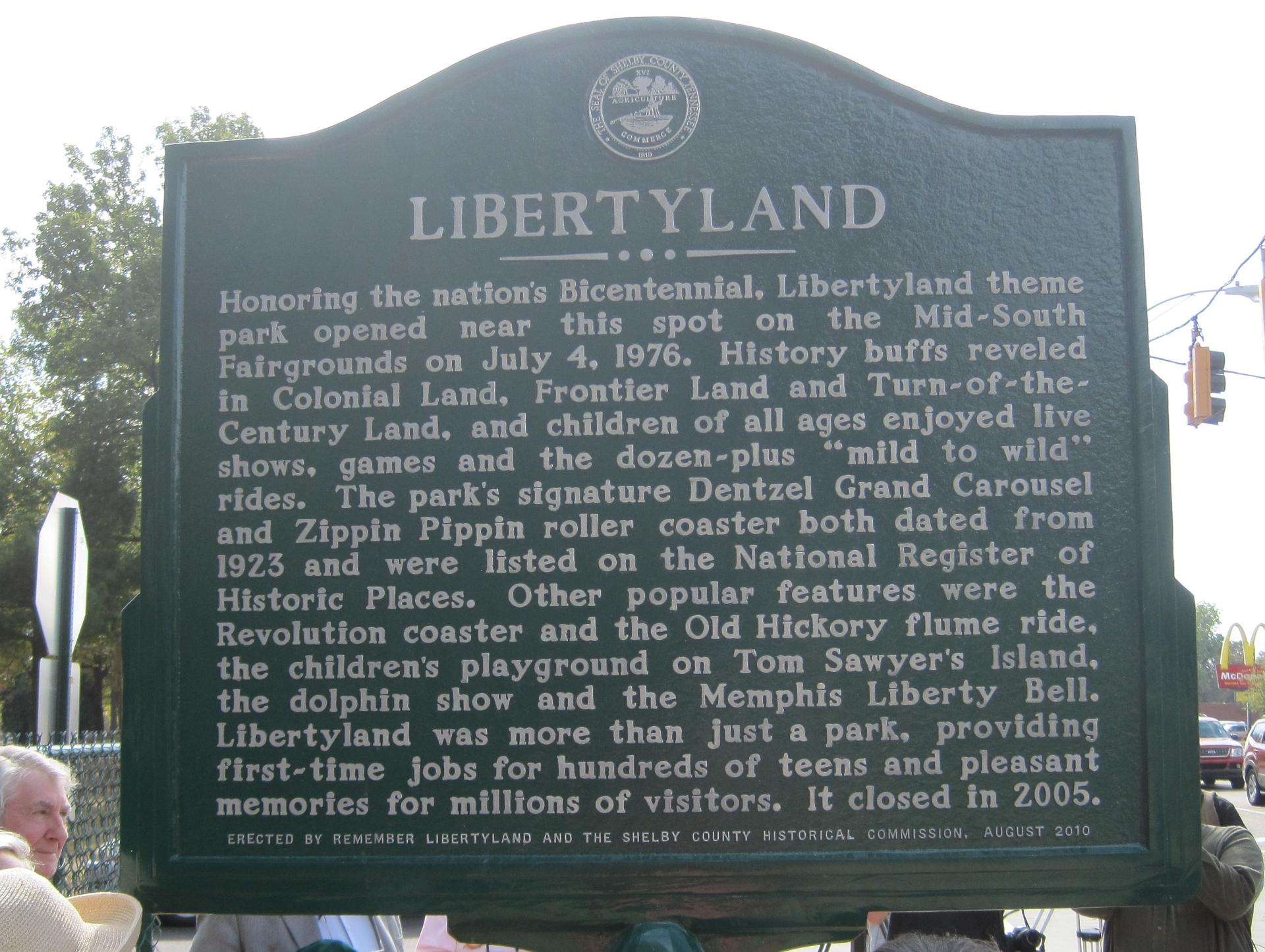File:Libertyland marker Memphis TN.jpg - Wikimedia Commons
