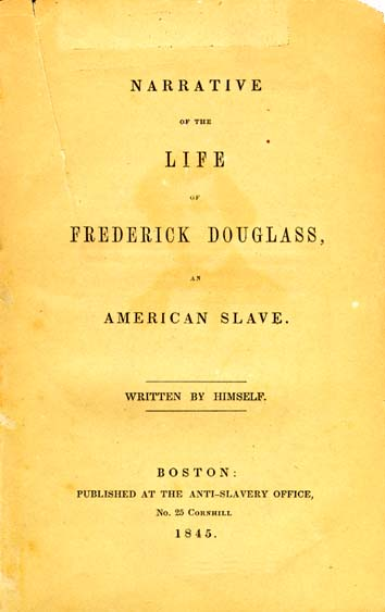 narrative of the life of frederick douglass an american slave  narrative of the life of frederick douglass an american slave