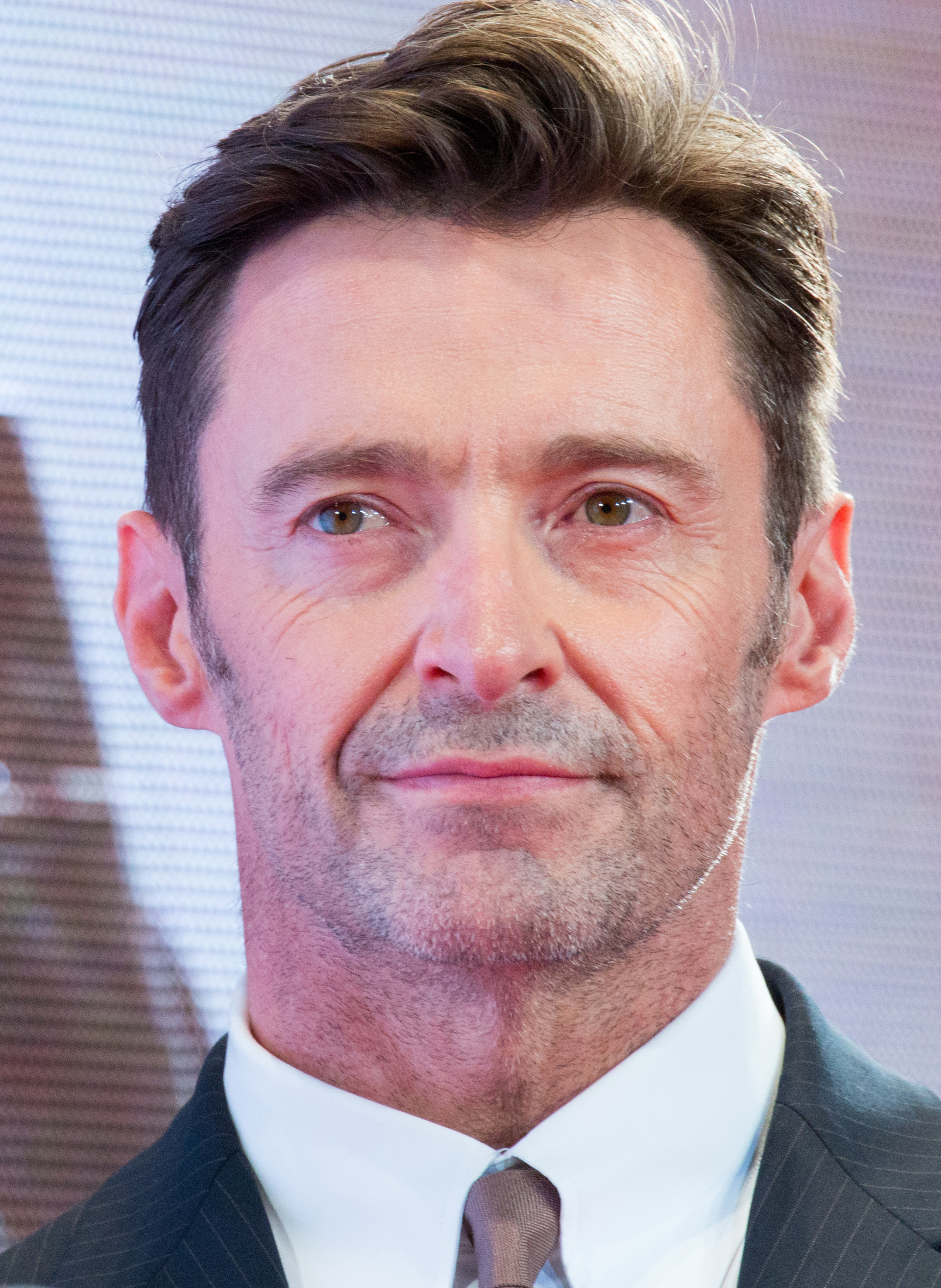 Hugh Jackman Wikipedia He is the younger brother of actor rick gomez. hugh jackman wikipedia