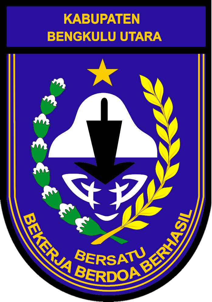 Hasil gambar untuk bengkulu utara logo