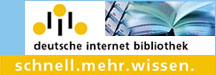 Logo der Deutschen Internetbibliothek