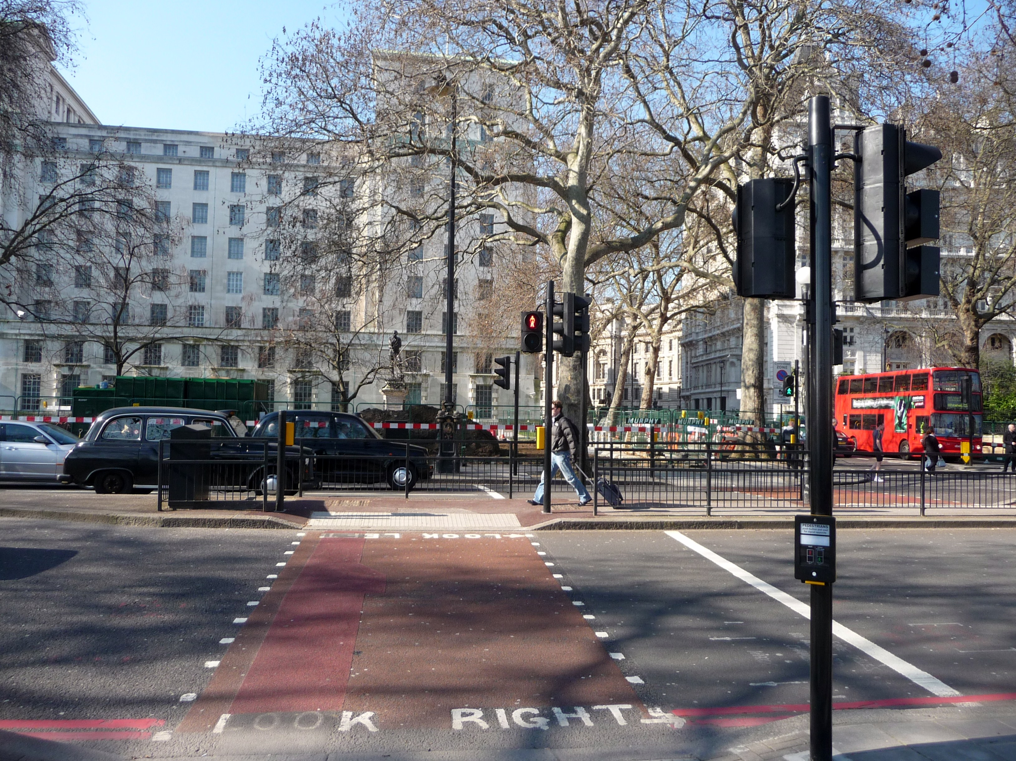 1740 south beretania street - File London Westminster Victoria Embankment Pedestrian Crossing Geograph Org Uk
