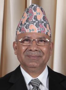 Madhav Kumar Nepal Nepalese politician