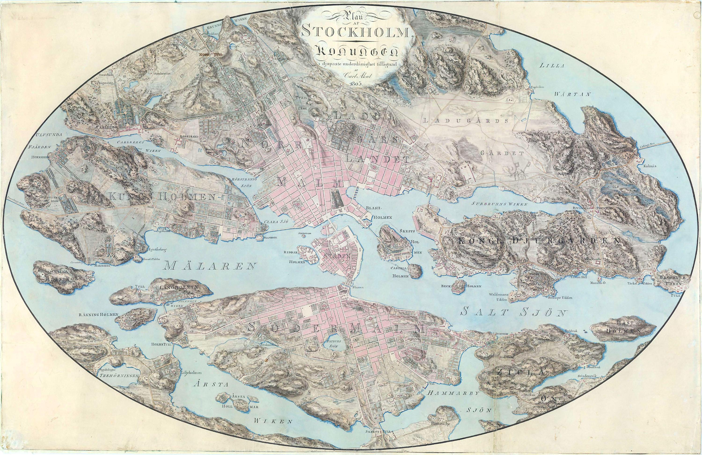 File:Map Stockholm Akrel 1802 (Stockholm 277A).png - Wikimedia Commons