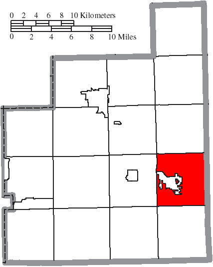 Middlefield Township, Geauga County, Ohio