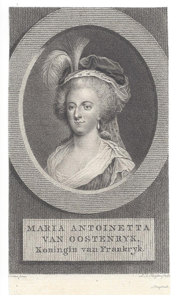 Marie Antoinette: Research Paper