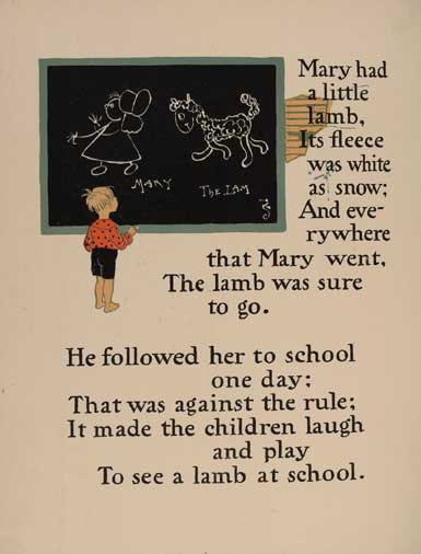 File:Mary had a little lamb 1 - WW Denslow - Project Gutenberg etext 18546.jpg