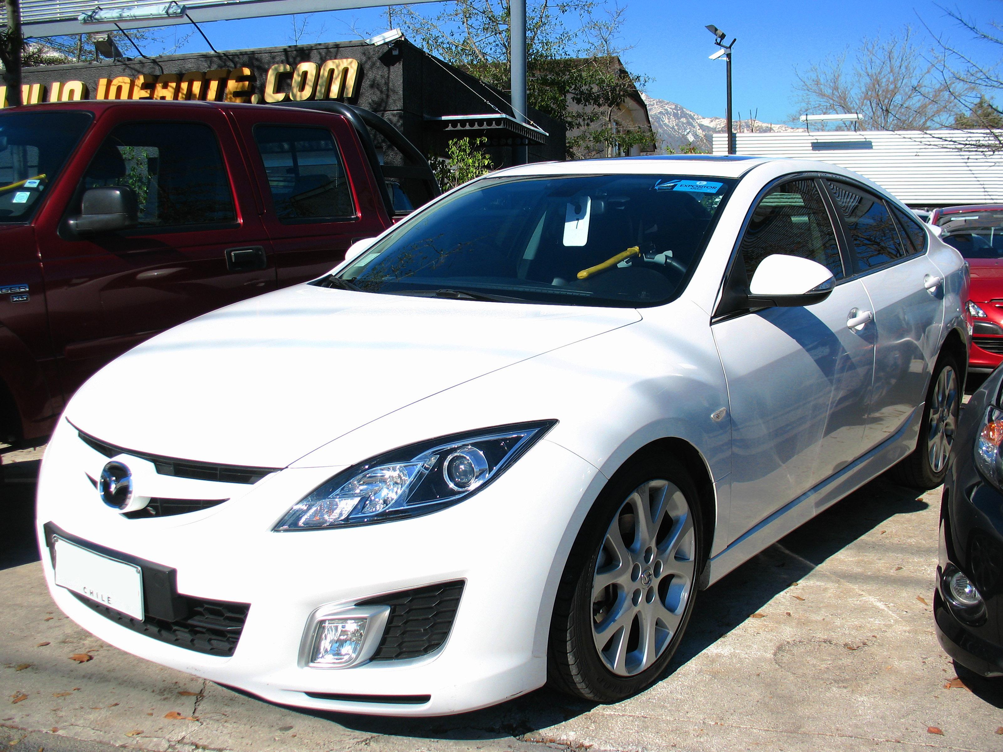Kekurangan Mazda 6 2008 Top Model Tahun Ini