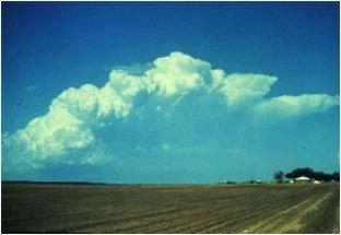 Multicellular thunderstorm