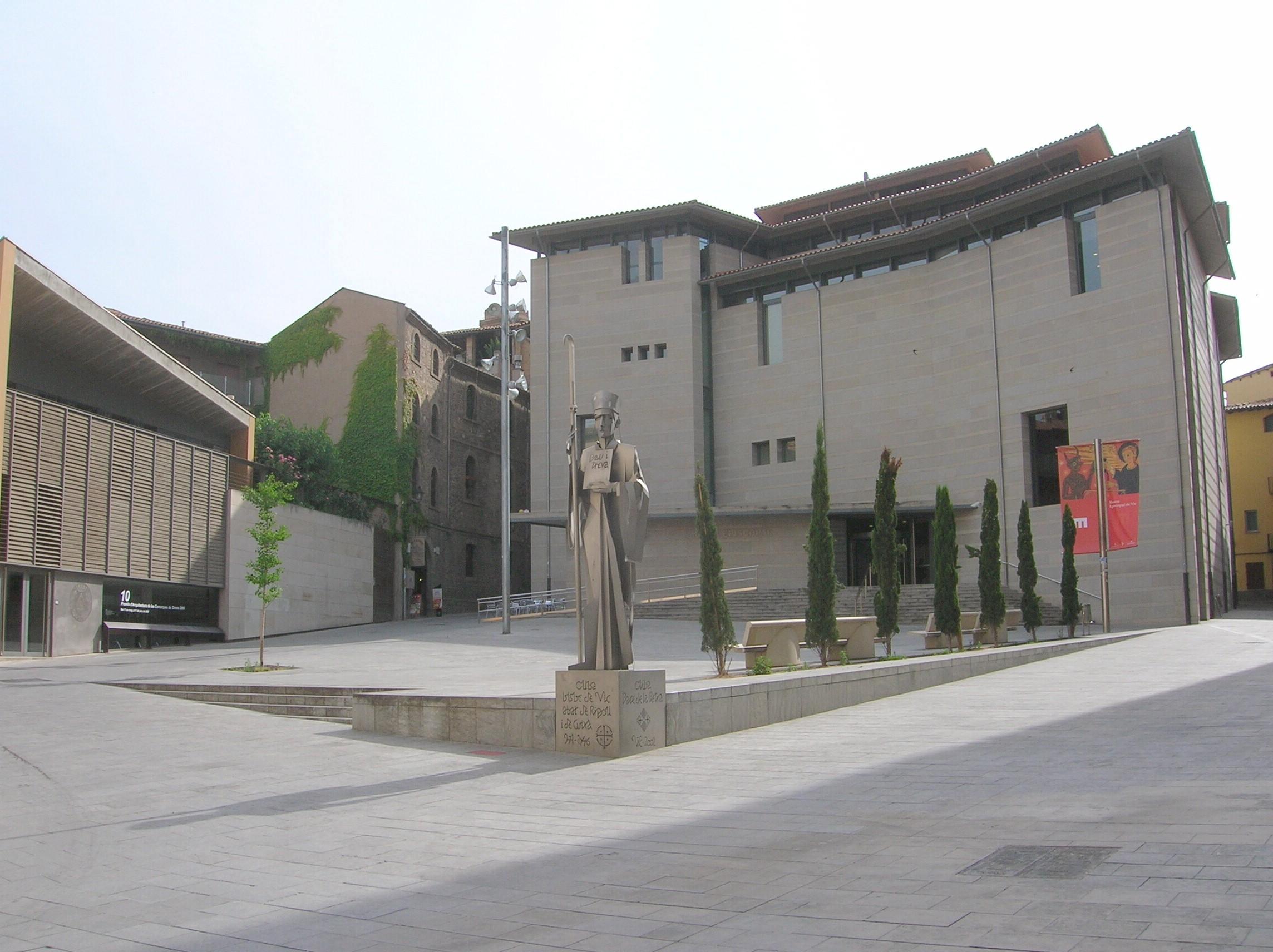 Museo Episcopal de Vich - Wikipedia, la enciclopedia libre