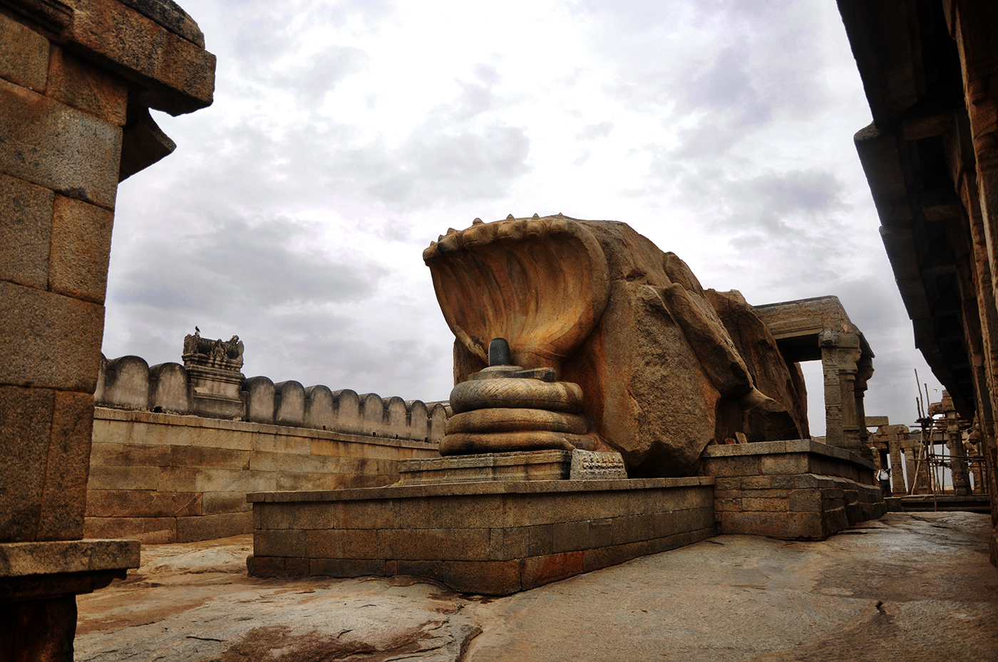 Image result for lepakshi temple
