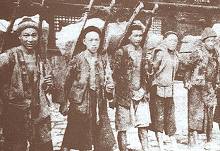 Chinese Immigrants and the Iron Road
