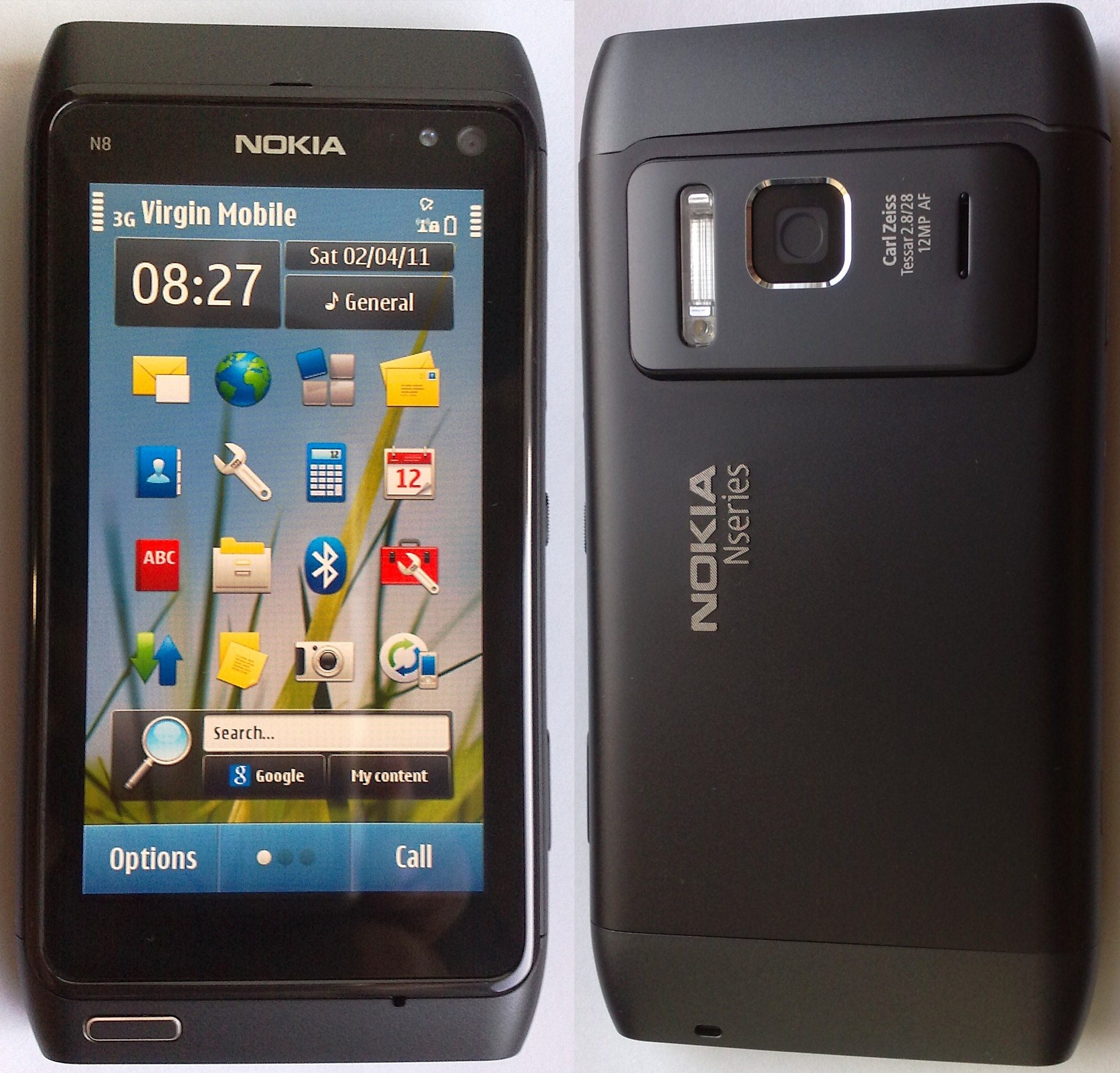 File:Nokia N8 (double-sided view).jpg - Wikimedia Commons
