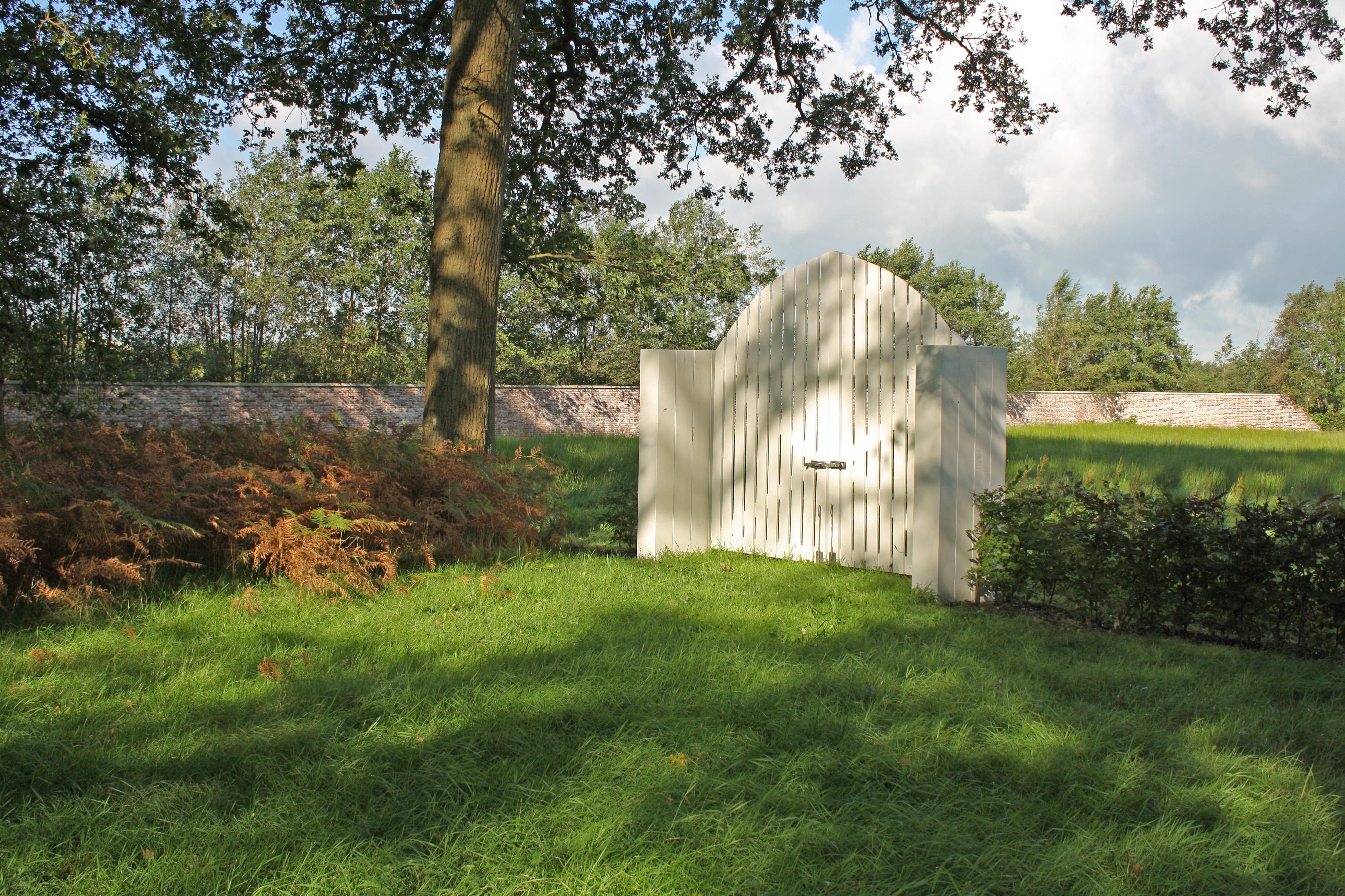 Stenen Muur Tuin : Bakstenen muur tuin beste inspiratie