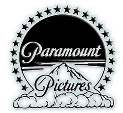 Paramount Pictures' first logo, based on a design by its co-founder William Wadsworth Hodkinson, used from 1917 to 1967.