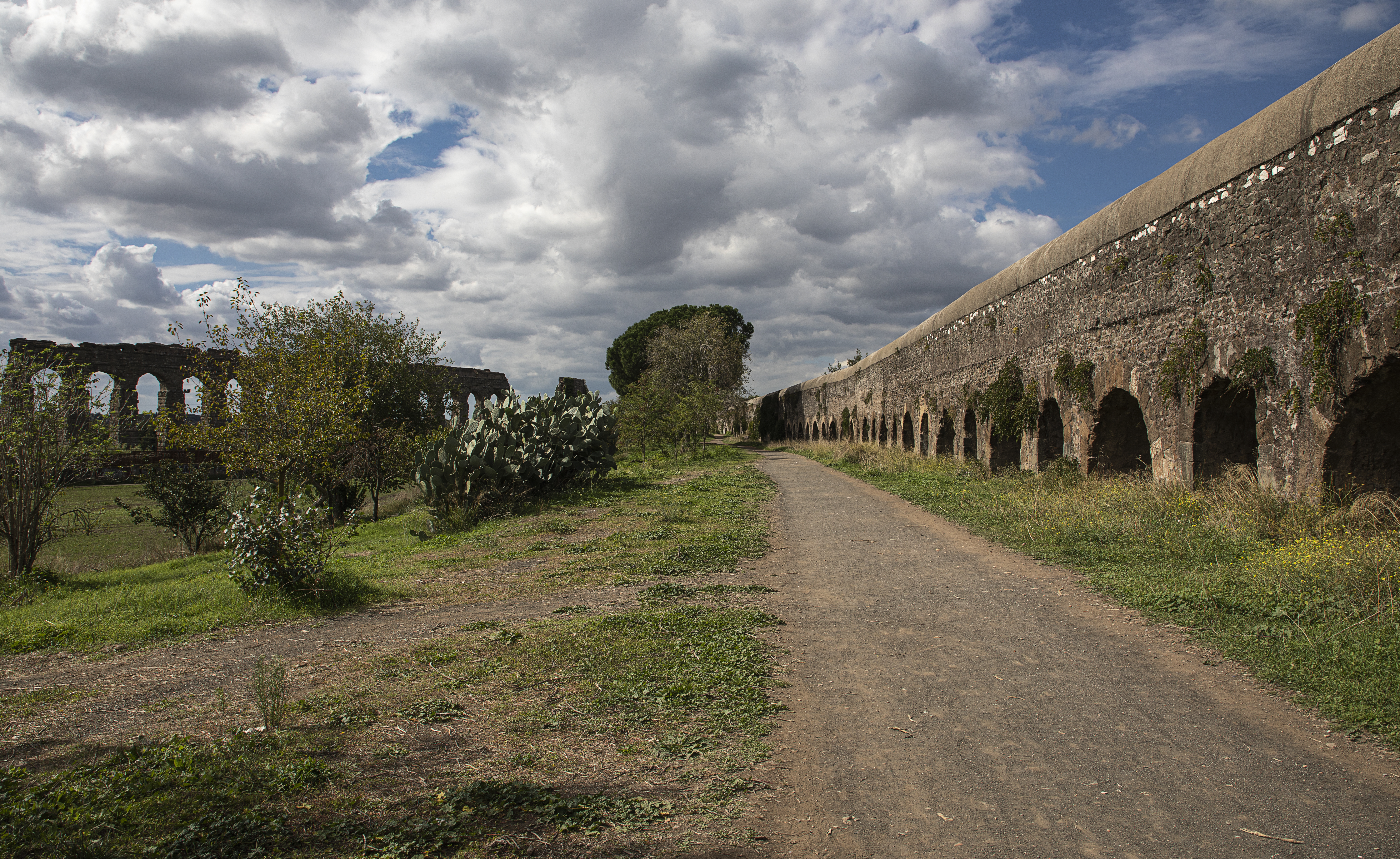Casa Dolce Casa Roma parco degli acquedotti - wikipedia