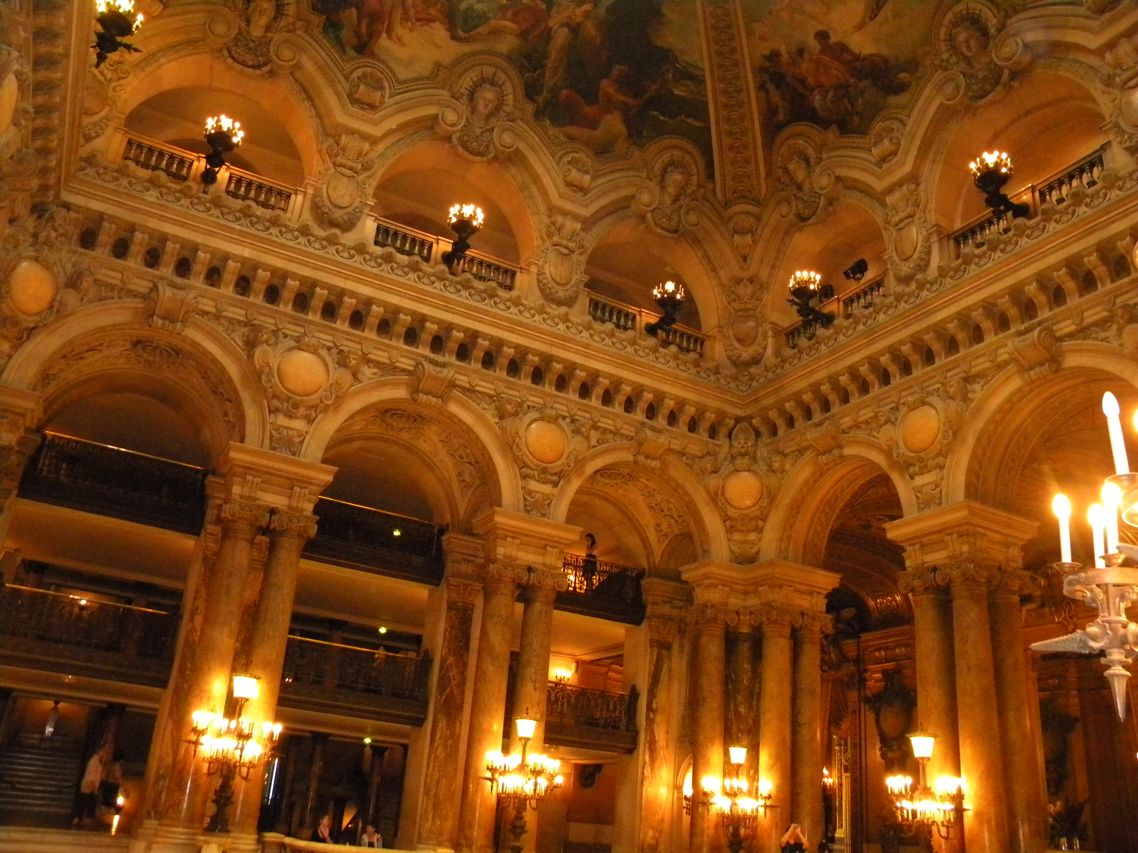 Most Expensive Homes In The World File Paris France Opera Garnier Interior 3 Jpg