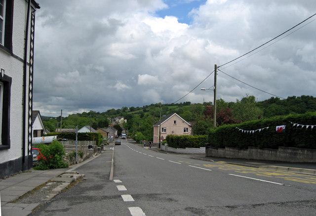 Pencader, Carmarthenshire