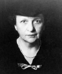 Portrait of Secretary of Labor Frances Perkins. (Courtesy of the Library of Congress, Cdr. Maurice Constant, USNR photographer)