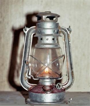 Linterna de gasolina Coleman Vintage 228e