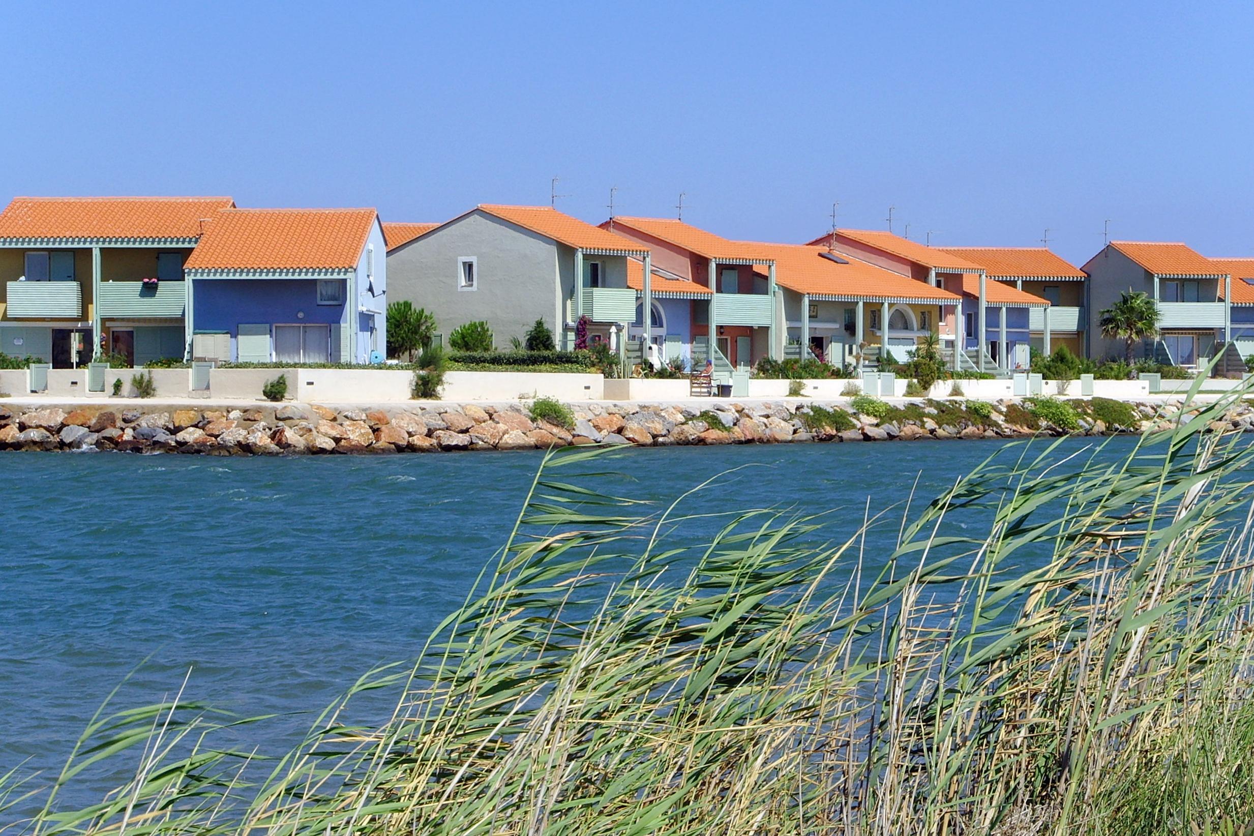 File port leucate aude maisons de la for Lca maison