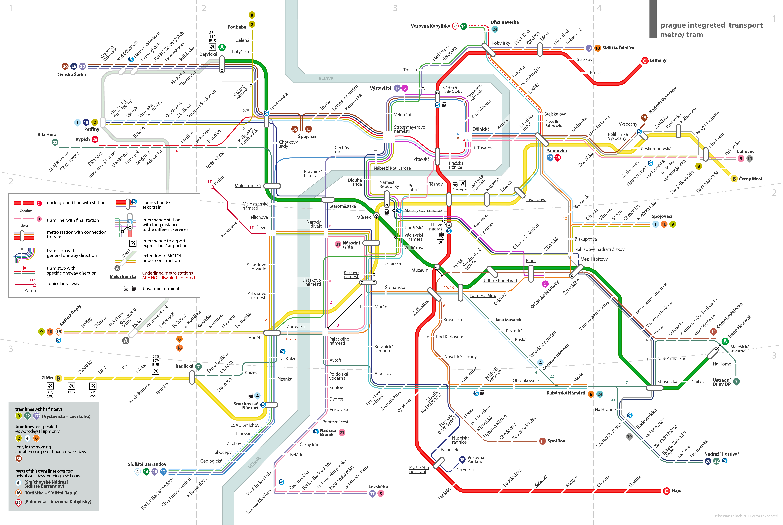 Prague Integrated Transport Wikipedia