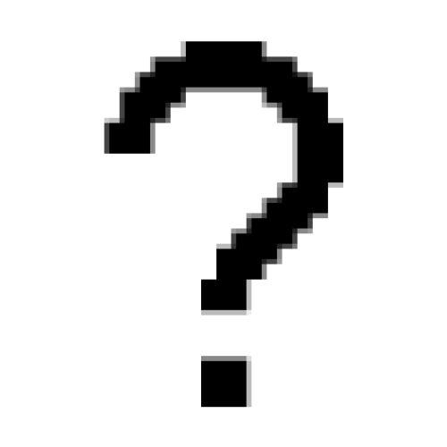 File Question Mark Pixels Jpg Wikimedia Commons