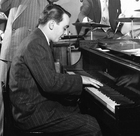 Performing at the Three Deuces, New York, April 1947