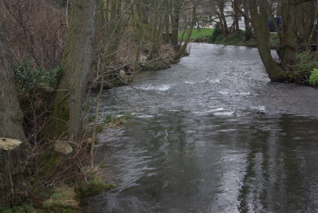 River Clun, Clun - geograph.org.uk - 740291