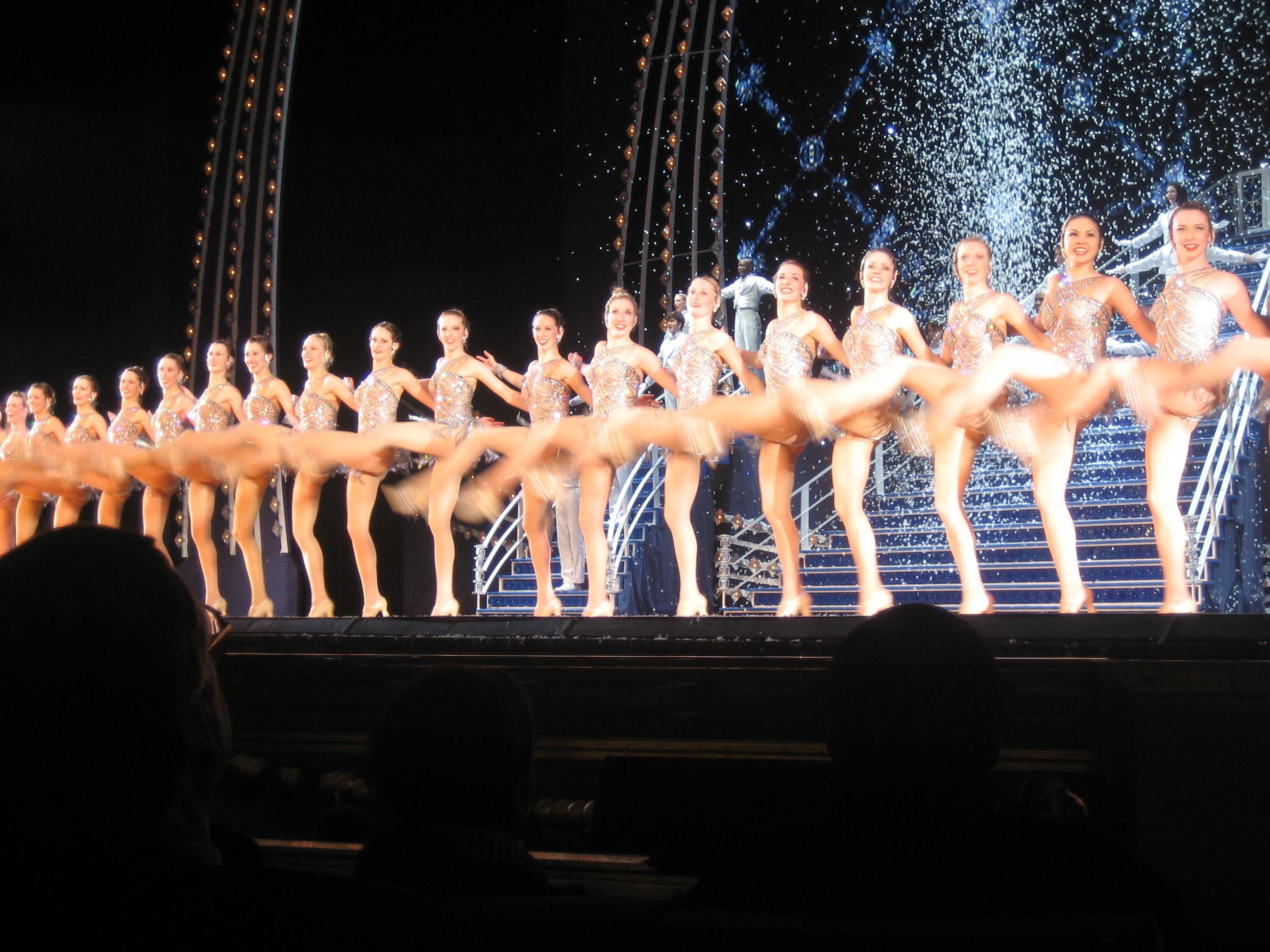 Rockettes Christmas Tour.The Rockettes Wikipedia