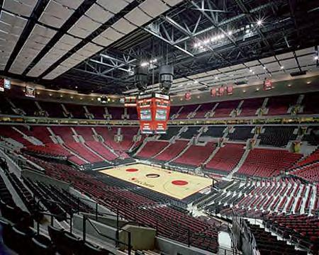 Portland Rose Garden Arena 20 580 Trail Blazers