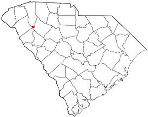 Princeton, South Carolina CDP in South Carolina, United States