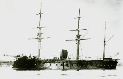 SMS Friedrich Carl 1888
