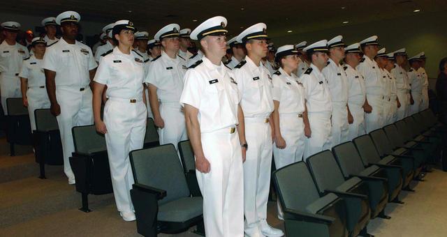 U.S. Navy Boot Camp Graduation