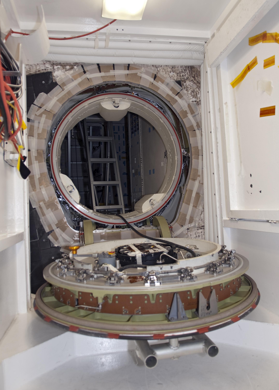 space shuttle b. hatch - photo #4