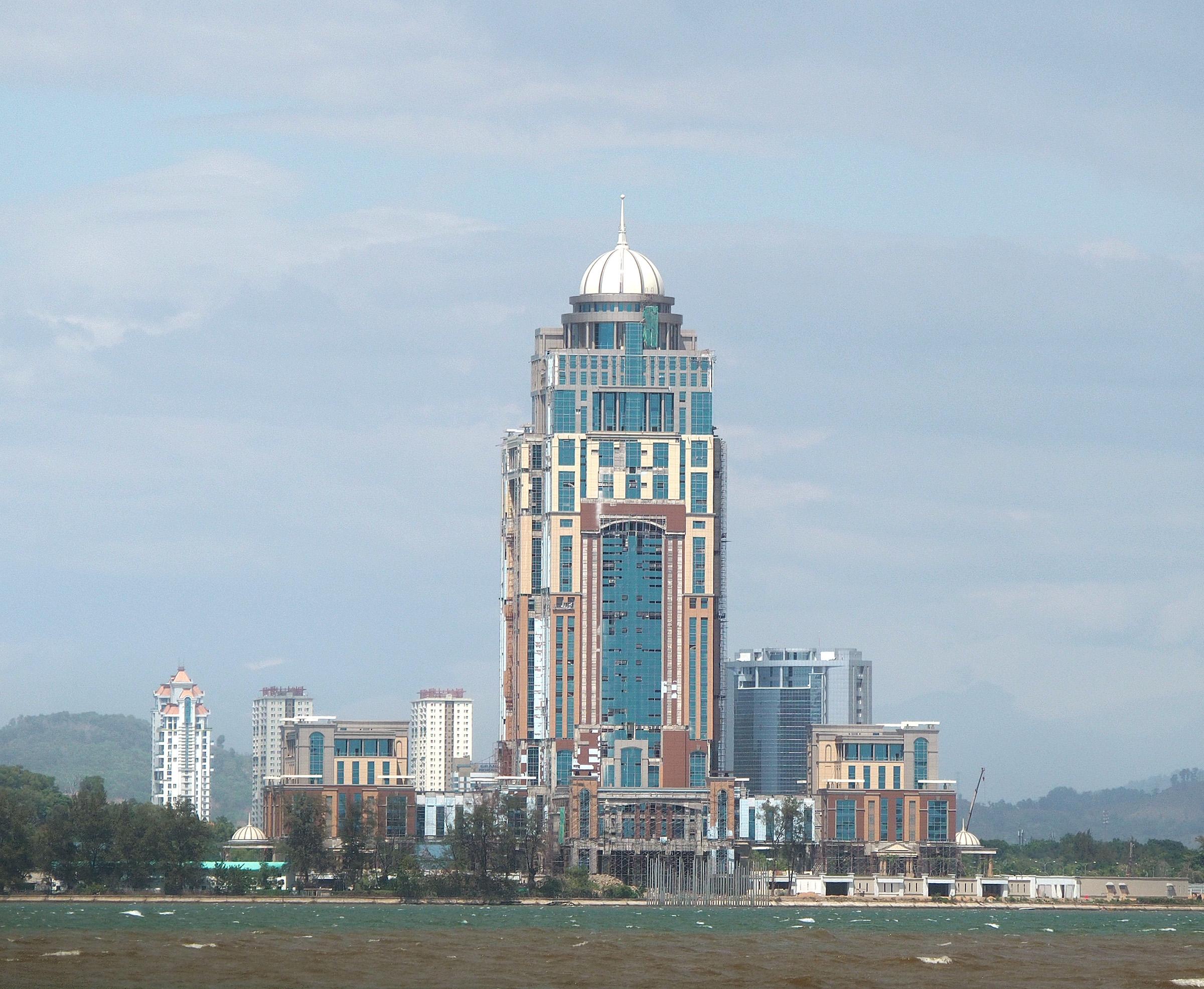 Pusat Pentadbiran Negeri Sabah Wikipedia Bahasa Melayu Ensiklopedia Bebas