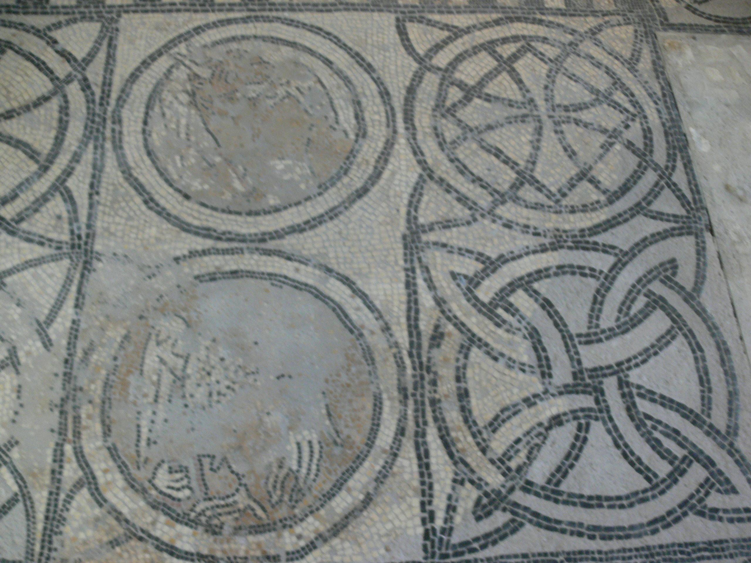 File saint paul trois ch teaux cath drale mosaique - Saint paul trois chateaux piscine ...