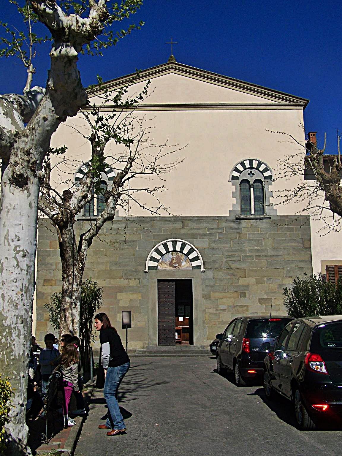 Chiesa di san pietro a seano wikipedia for Seano prato