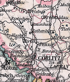 Landkreis Görlitz (Schlesien) - Wikiwand