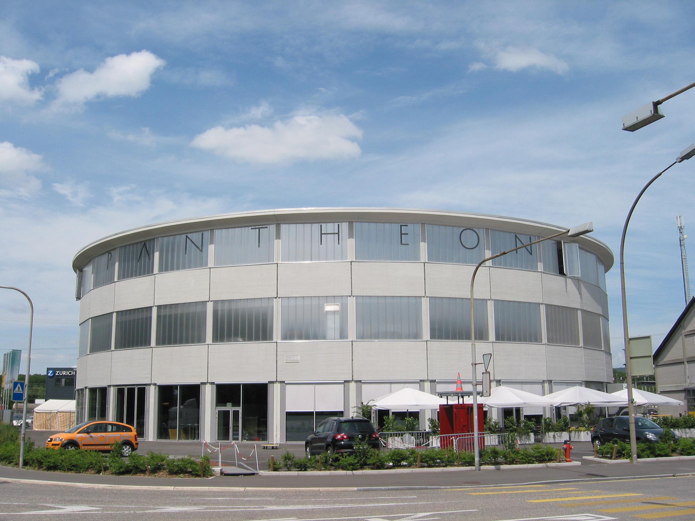 Muttenz Switzerland  city pictures gallery : Datei:Schweiz Muttenz Museumsgebäude – Wikipedia