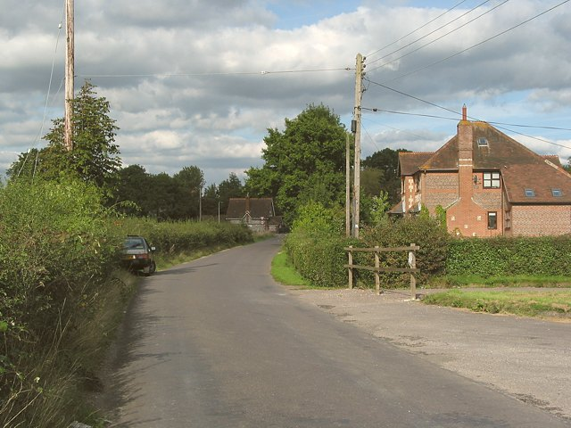 File:Sciviers Lane, northern end - geograph.org.uk - 57198.jpg