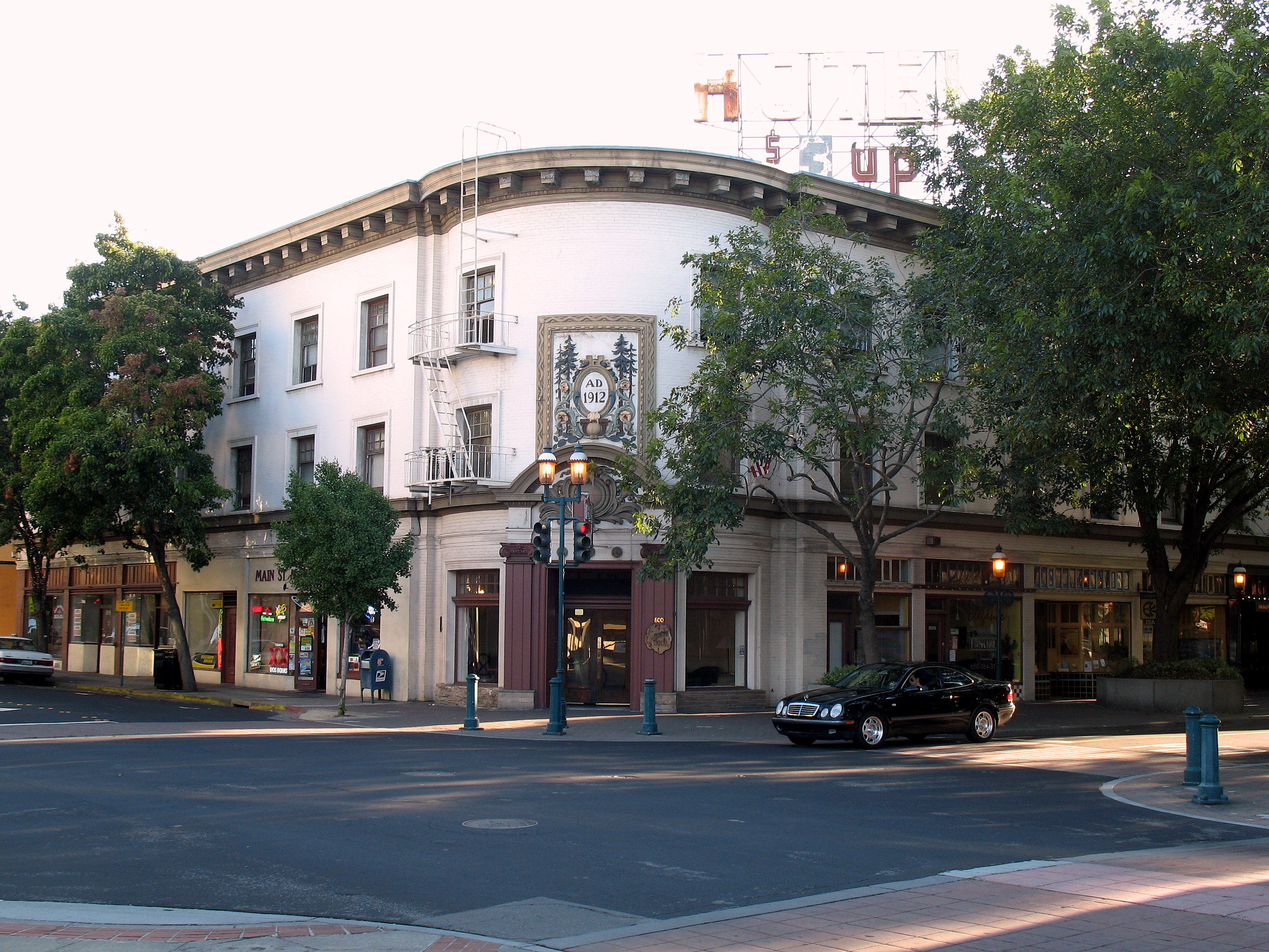 City Of Redwood City Building