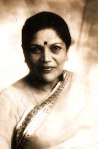 Shobha Gurtu Musical artist