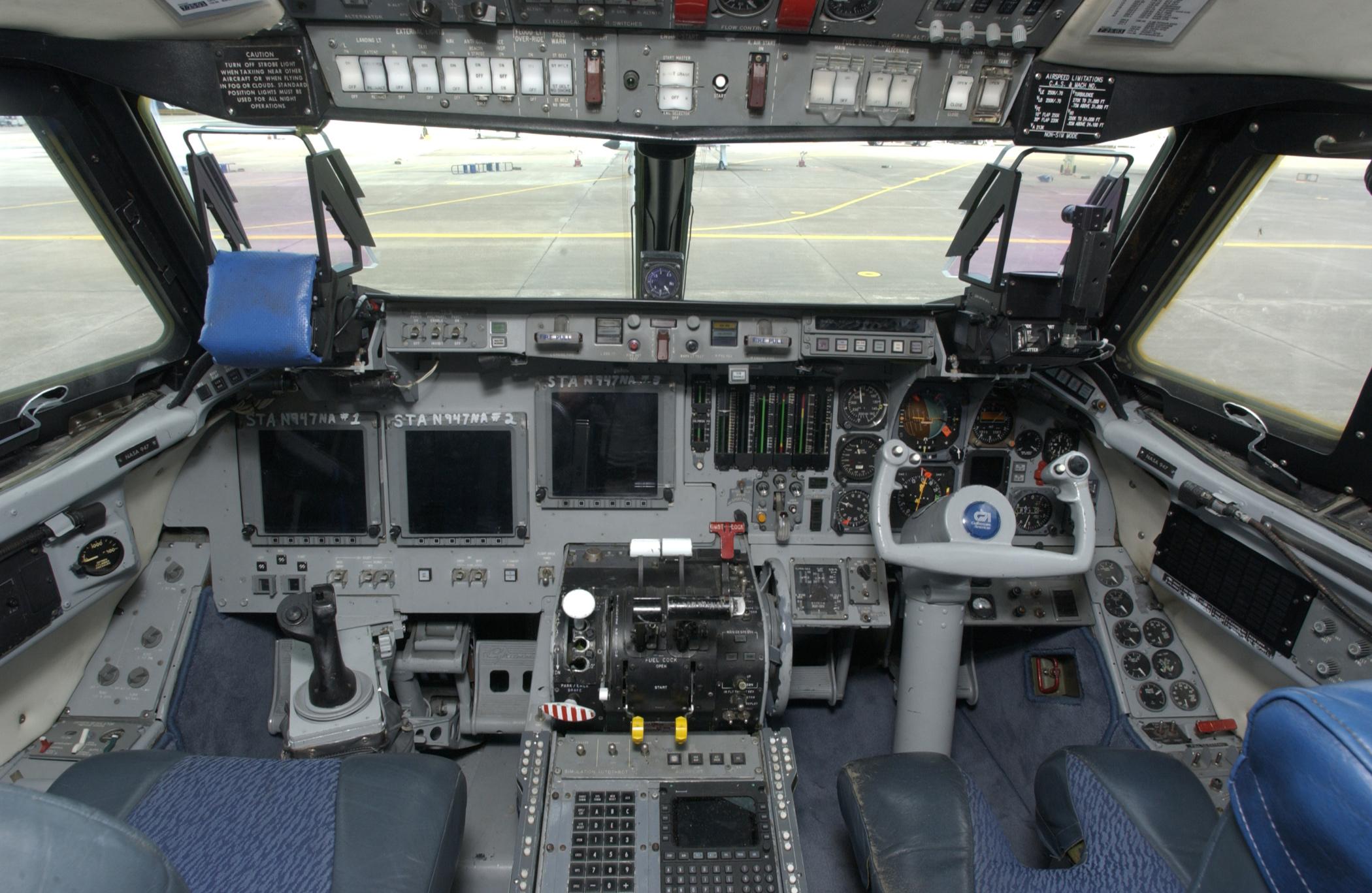 space station cockpit - photo #37