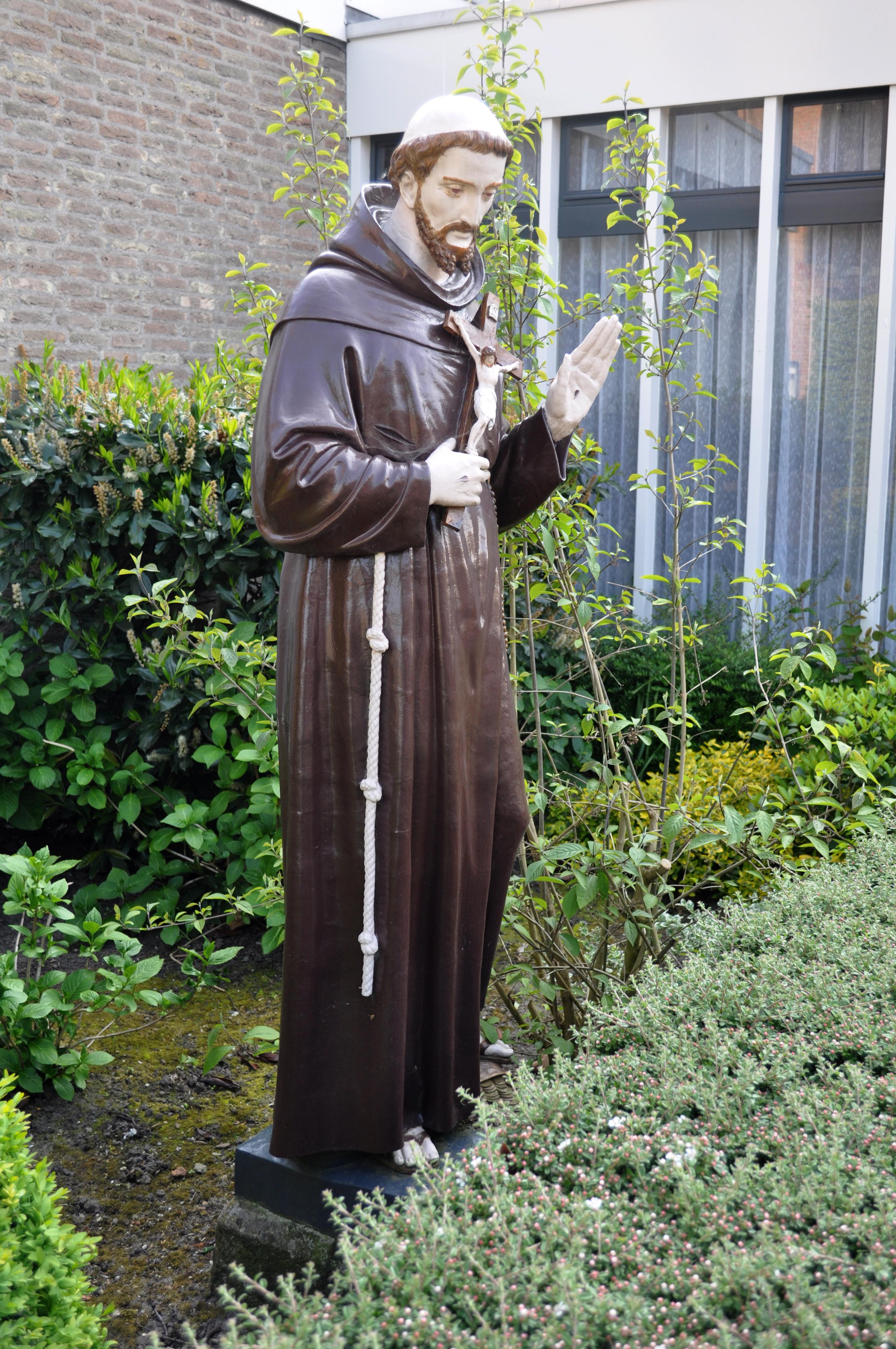 Citaten Franciscus Van Assisi : File sint franciscus van assisi rijnstraat woerden g